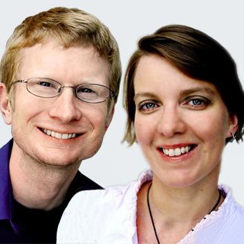 Creators - Sonja and Thomas Gapinski